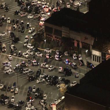 Garden State Plaza Shooting Conspiracy
