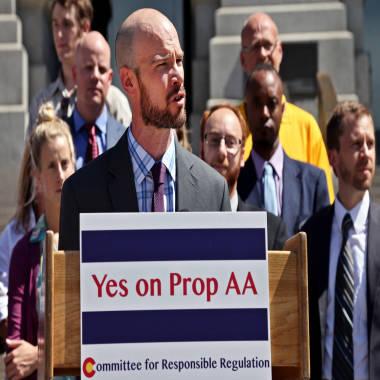 Colorado votes to tax legal marijuana
