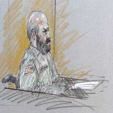Fort Hood suspect: 'Evidence will clearly show that I am the shooter'