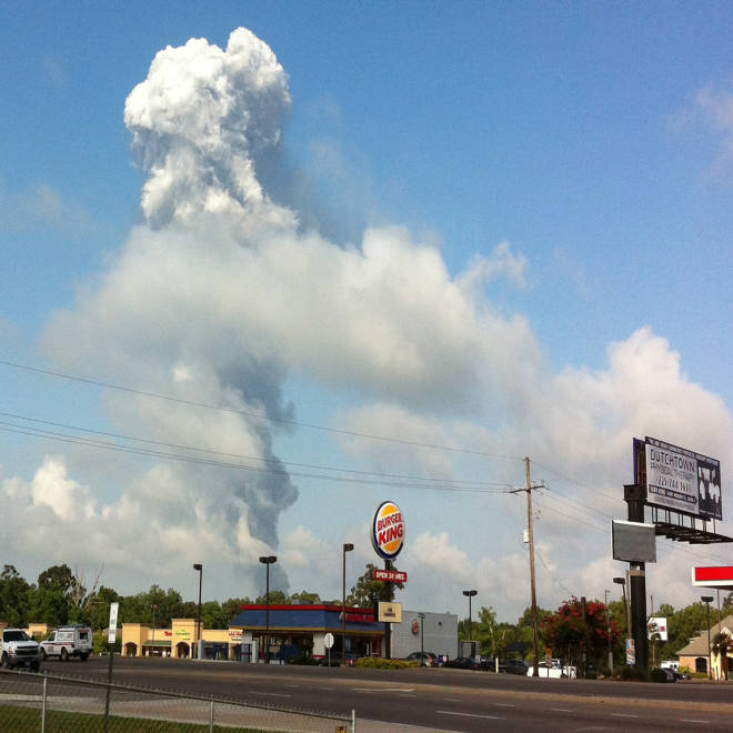 One dead, scores injured in Louisiana chemical plant explosion