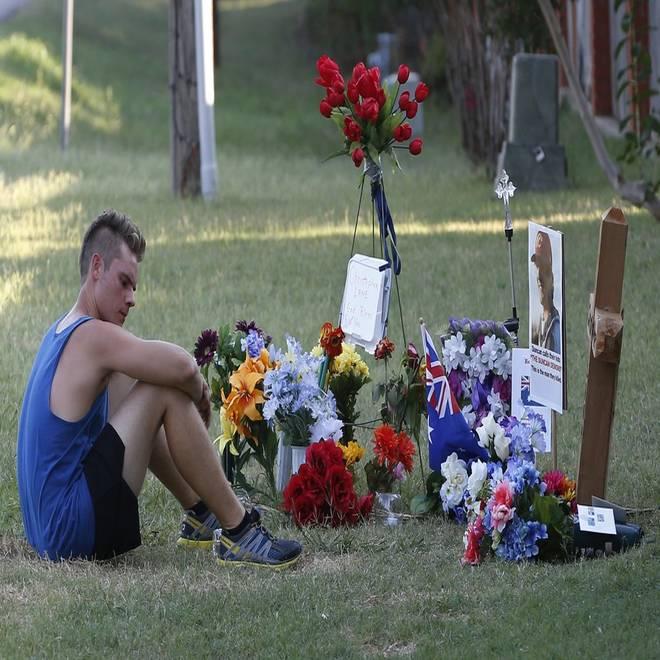 'He's turning blue': 911 caller describes moments after Oklahoma ballplayer shooting