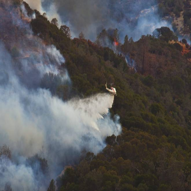 Bay Area wildfire has scorched more than 3,700 acres