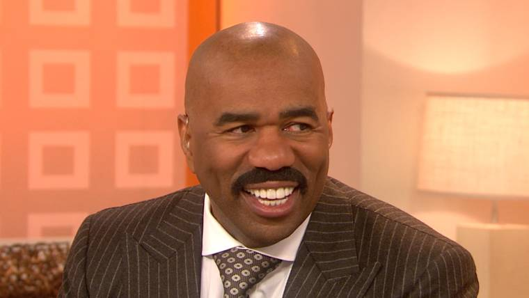 Steve Harvey Tie Collection Image Of Tie