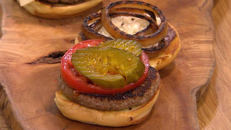 how to make best burger at home