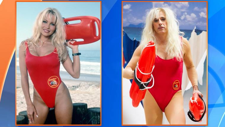 2d21528049559 Pamela Anderson s  Baywatch  swimsuit up for auction