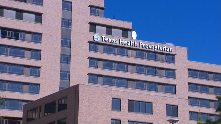Ebola in Texas: Second Health Care Worker Tests Positive