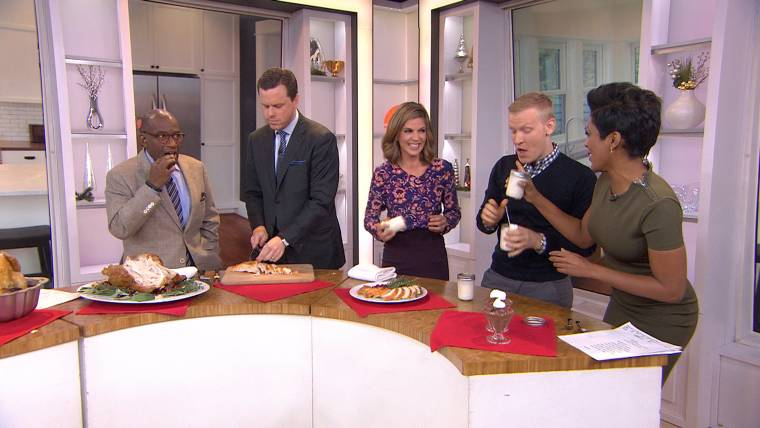 Holiday cooking hacks: Whipped cream in a jar, muffin tin poached eggs and more