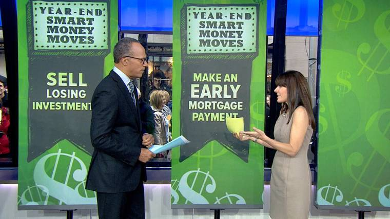 5 financial moves to make before New Year's
