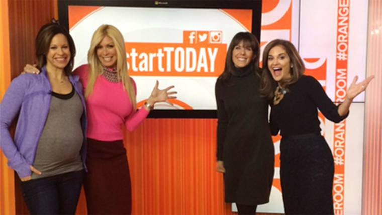 Lose up to 10 pounds this month with Joy Bauer's #startTODAY meal plan