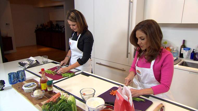 Slim down at home: #StartTODAY with 4 easy, healthy recipes