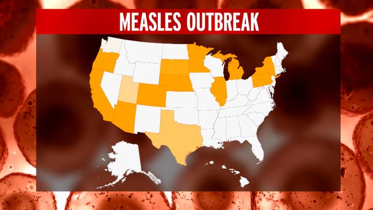 Think the U.S Has a Measles Problem? Just Look at Europe