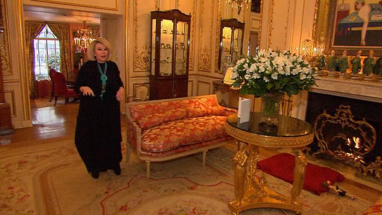 Joan Rivers 28 Million Apartment For