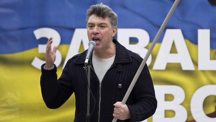 Putin Critic Boris Nemtsov's Model Girlfriend Breaks Her Silence