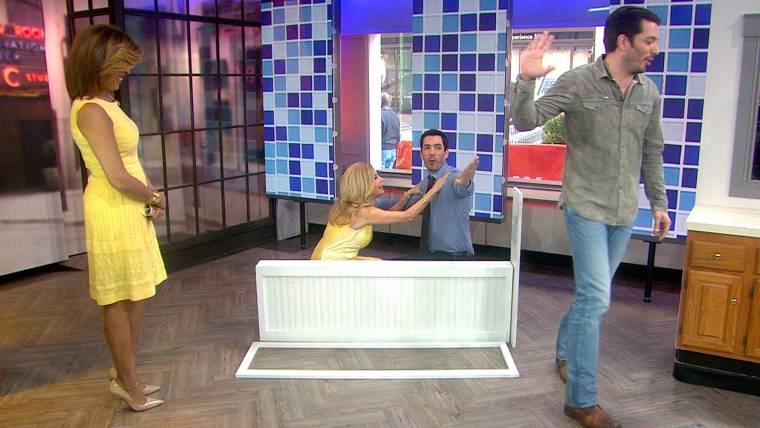 Property Brothers Spill 4 Diy Ways To Upgrade Your Bathroom