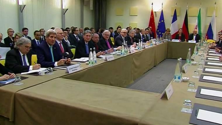 Iran Nuclear Talks: Deadline Looms in Switzerland