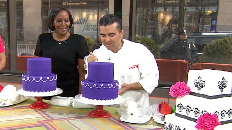 pretty cheap great fit various styles Cake Boss' Buddy Valastro reflects on mom's death