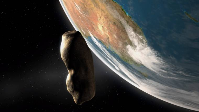 Astronomers Are Excited About the 'Halloween Asteroid'