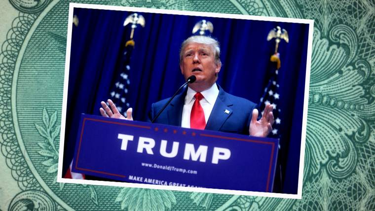 'Professional Suicide': Donald Trump's Big Mouth Chews Hole in His Wallet