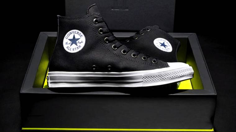 ec5a7cdc9174 Converse s Chuck Taylor sneaker getting an update from Nike