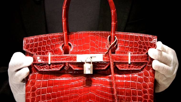 23271ba8b91 Jane Birkin to Hermes  Take my name off crocodile bag