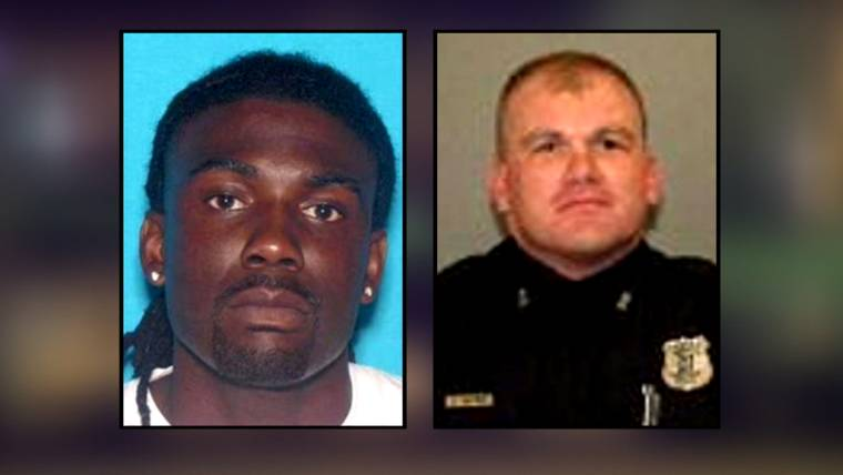 Tremaine Wilbourn Hunted Over Shooting of Memphis Police Officer Sean Bolton