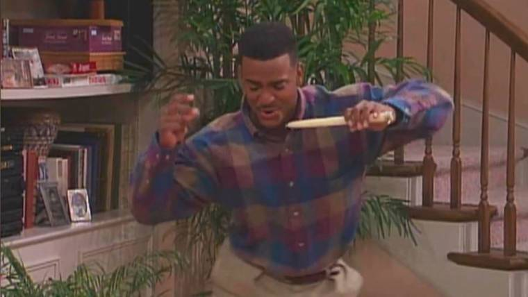 See Alfonso Ribeiro's best 'Carlton' dance moves from 'The Fresh Prince of Bel-Air'