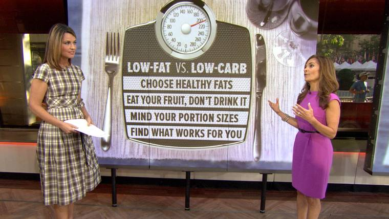 Should you cut fat or carbs? Study offers new answers in the diet debate