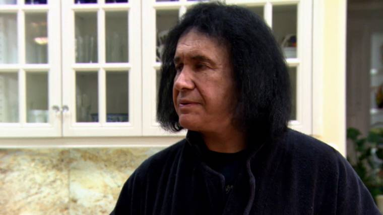 LAPD Task Force Serves Search Warrant at Home of KISS Rocker Gene Simmons