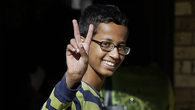 Ahmed Mohamed, Boy Arrested Over Homemade Clock, Withdraws From Texas School
