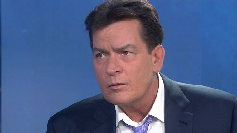 Charlie Sheen Has HIV, But His Chances Are Good