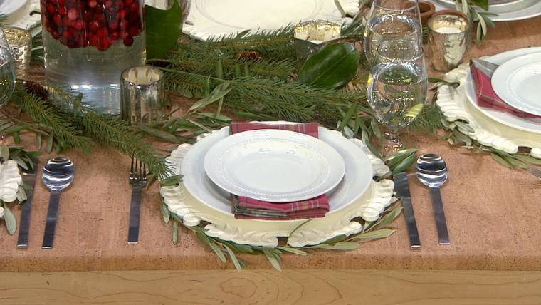 Chip and Joanna Gaines fix up your holiday table (for less)