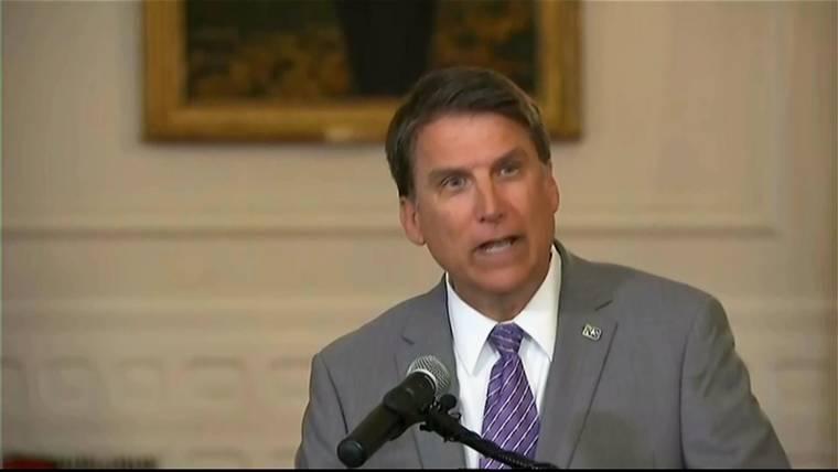 DOJ Files Lawsuit Challenging North Carolina Bathroom Law