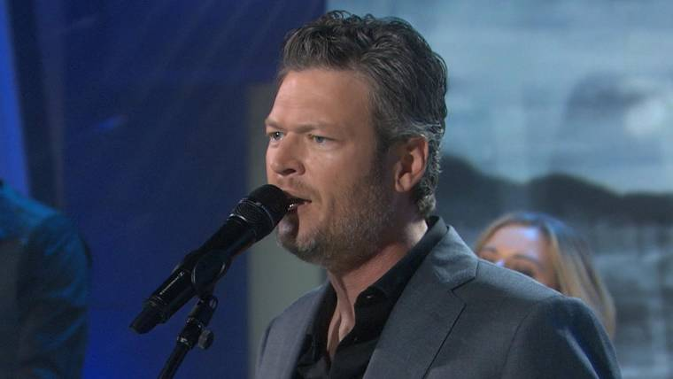 e38466fb2 22 things you didn't know about Blake Shelton