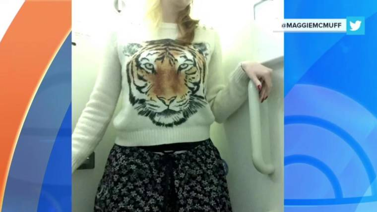 9b04cd1502a44f Shorts too short for JetBlue  Airline apologizes to passenger