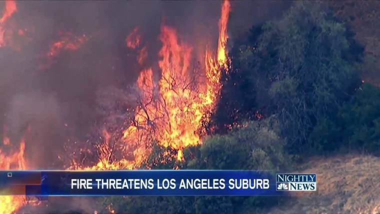 California fire: Will Smith, Lady Gaga, Cher and other ...