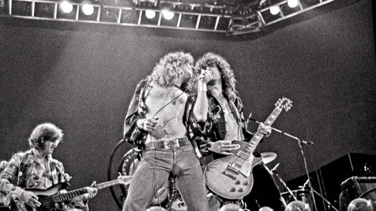 Led zeppelin being sued