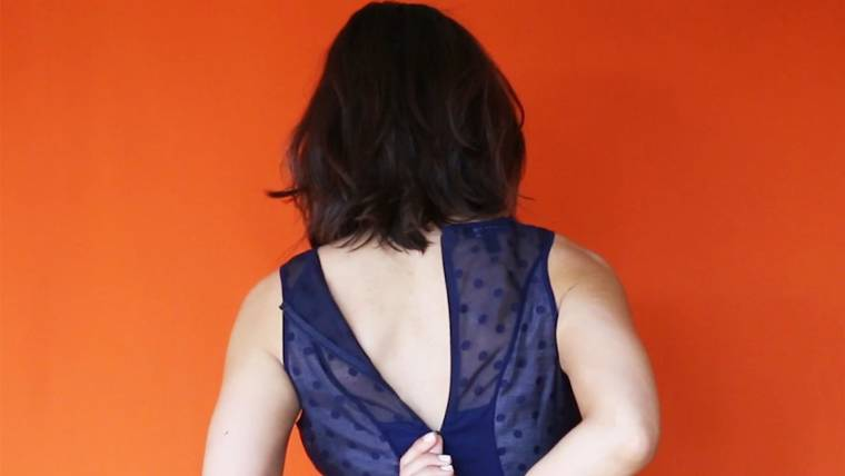 Image result for girl struggling with zipper