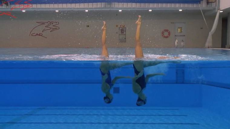 Sync and swim tech in the olympic pool - Olympic swimming pool opening hours ...