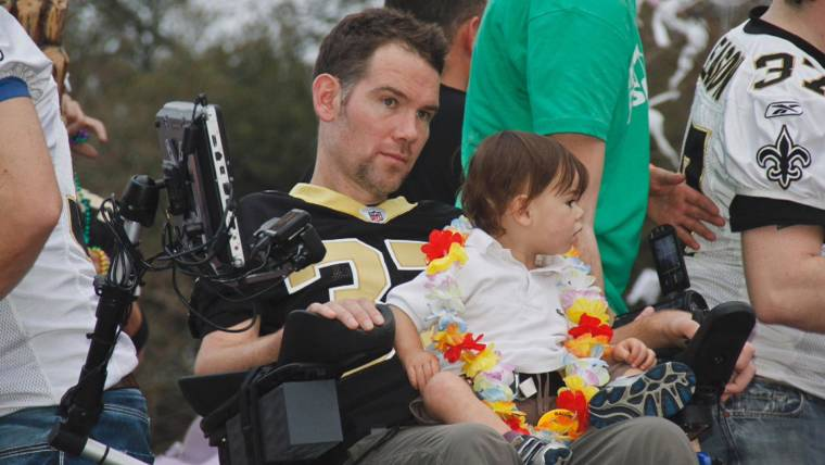 Steve Gleason Shares Brutally Honest Look At Life With Als