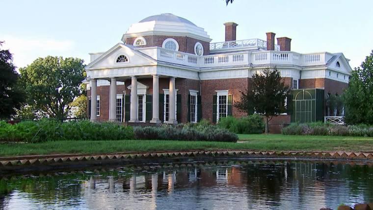 Fine Descendants Of Thomas Jeffersons Slaves Spend The Night At Download Free Architecture Designs Parabritishbridgeorg