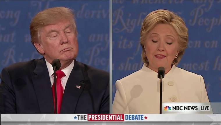 Final 2016 Presidential Debate: 11 Moments the Internet Went Wild For