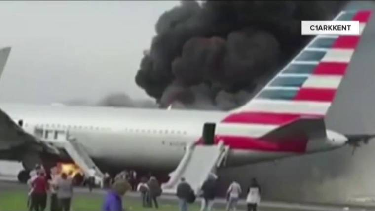 Engine Disk Failure Caused O'Hare Plane Fire, NTSB Says