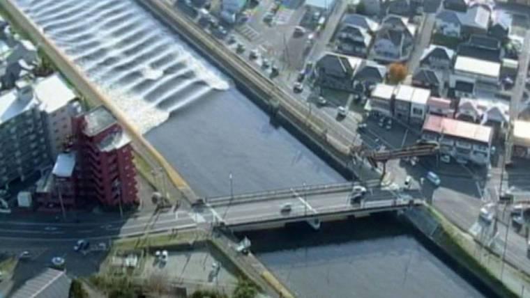 Japan Calls Off Tsunami Warnings After Powerful Earthquake