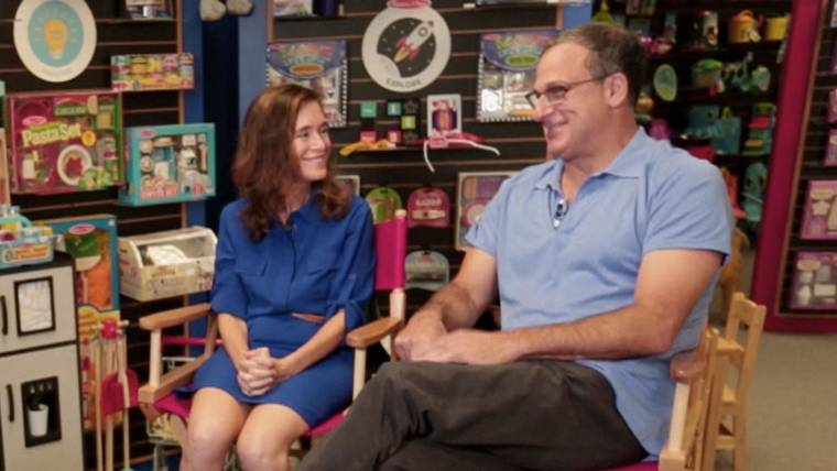 Meet Melissa And Doug The Couple Behind A 400m Toy Company