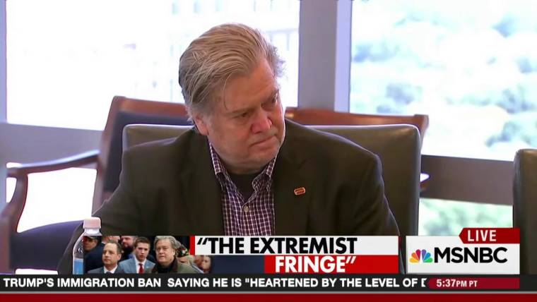 Steve Bannon: from Breitbart to the National Security Council