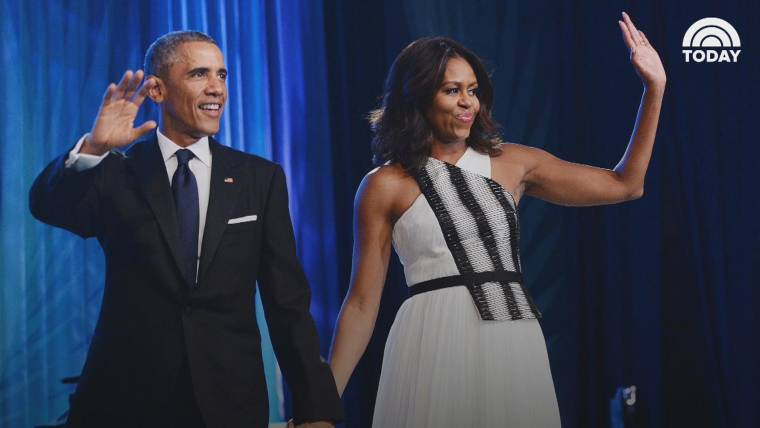 6835f10636c Michelle Obama s fashion and style evolution  8 years in photos