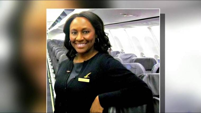 Heroic Flight Attendant Rescues Teenage Human Trafficking Victim