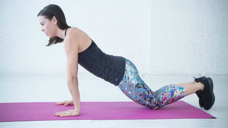 10-minute HIIT workout you can do in your living room
