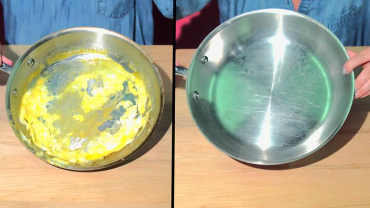 Cleaning Hack How Aluminum Foil Can Clean Your Dirty Pots