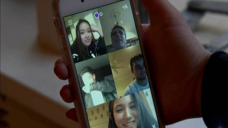 Video chats for teens